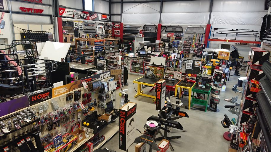 Truck Stuff Showroom